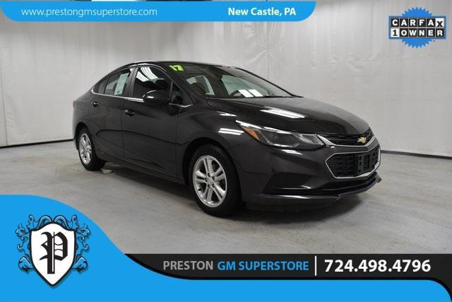 2017 Chevrolet Cruze LT for sale in New Castle, PA