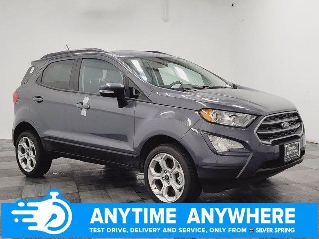 2021 Ford EcoSport SE for sale in Silver Spring, MD