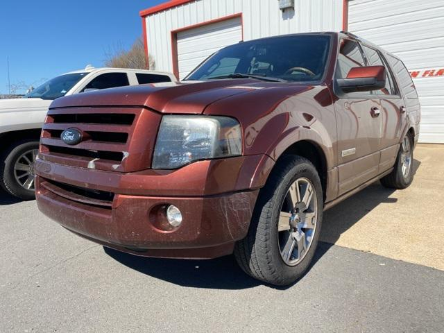 2008 Ford Expedition Limited [13]