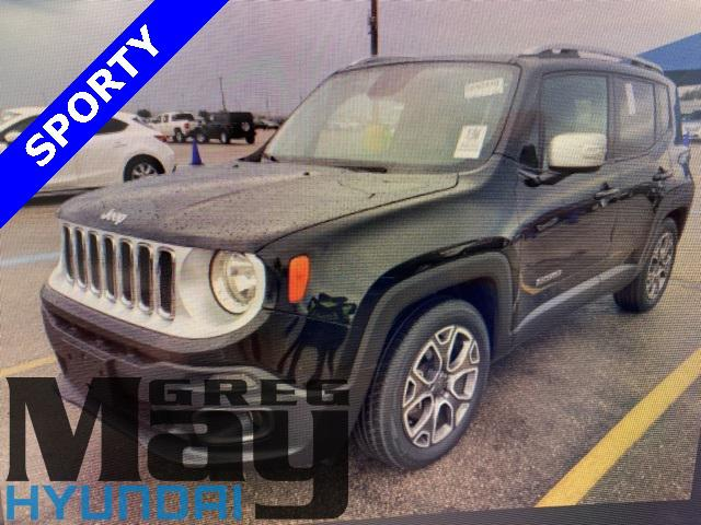 2016 Jeep Renegade Limited [5]
