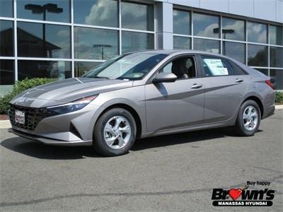 2021 Hyundai Elantra SE for sale in Manassas, VA