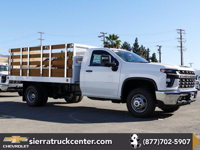 2021 Chevrolet Silverado 3500Hd Cc Work Truck [3]
