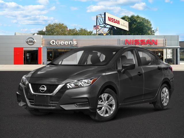 2021 Nissan Versa SV [4]