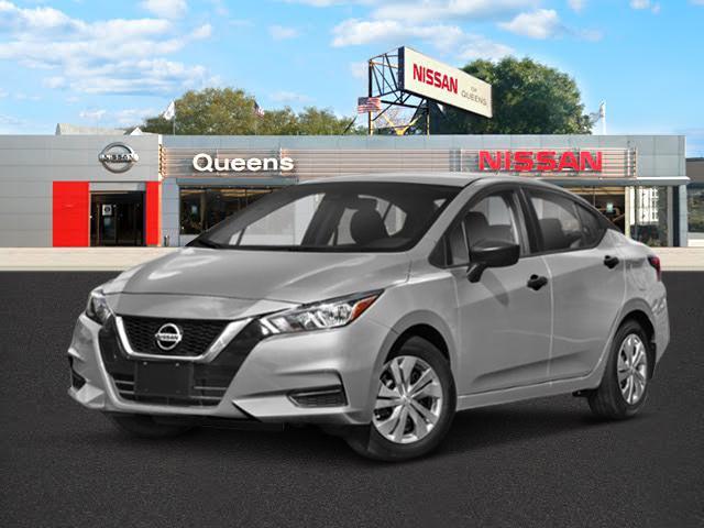2021 Nissan Versa SV [0]
