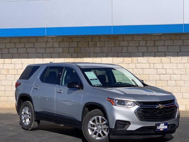 2019 Chevrolet Traverse LS for sale in McGregor, TX