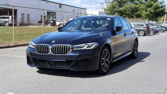 2021 BMW 5 Series 530i xDrive for sale in Silver Spring, MD