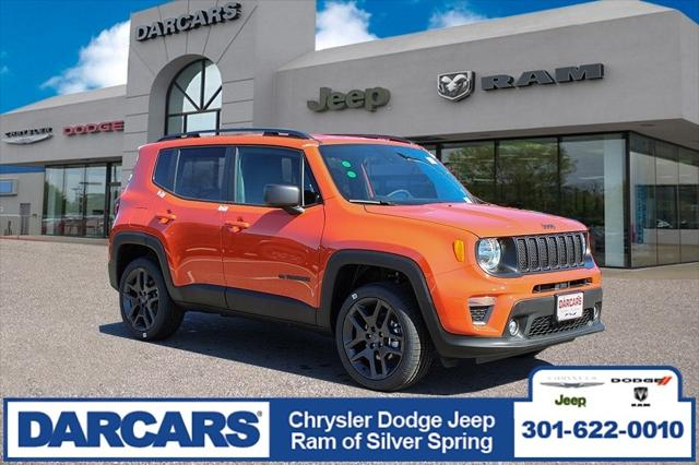 2021 Jeep Renegade 80th Anniversary for sale in Silver Spring, MD