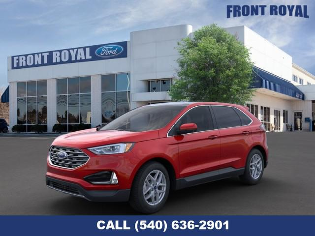 2021 Ford Edge SEL for sale in Front Royal, VA