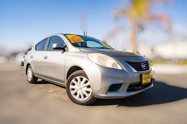 2012 Nissan Versa SV for sale in Watsonville, CA