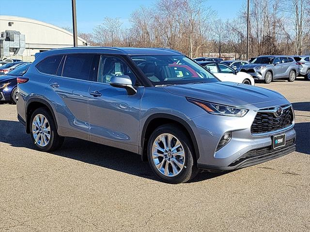 2021 Toyota Highlander Limited for sale in Boston, MA