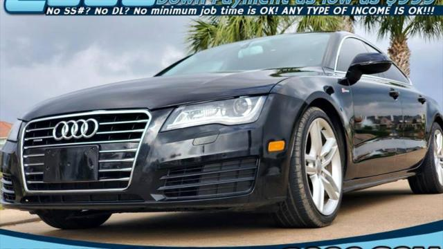 2012 Audi A7 3.0 Premium Plus for sale in Houston, TX