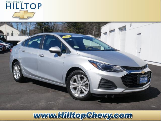 2019 Chevrolet Cruze LT for sale in Somersworth, NH