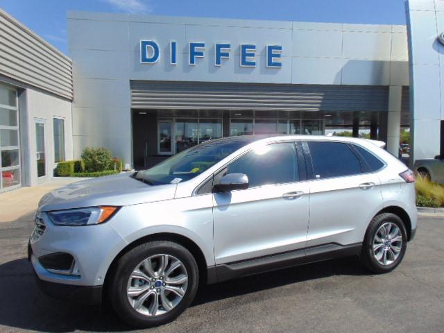 2019 Ford Edge Titanium for sale in El Reno, OK