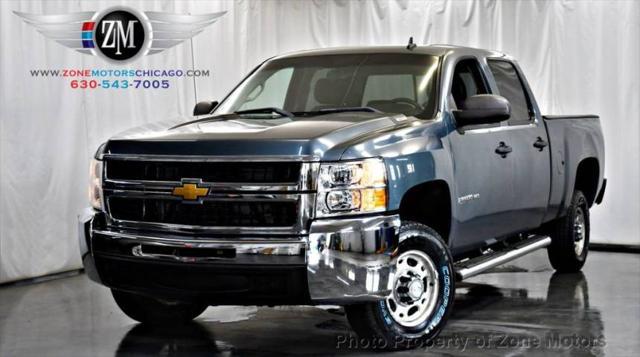 2009 Chevrolet Silverado 2500HD Work Truck for sale in Addison, IL