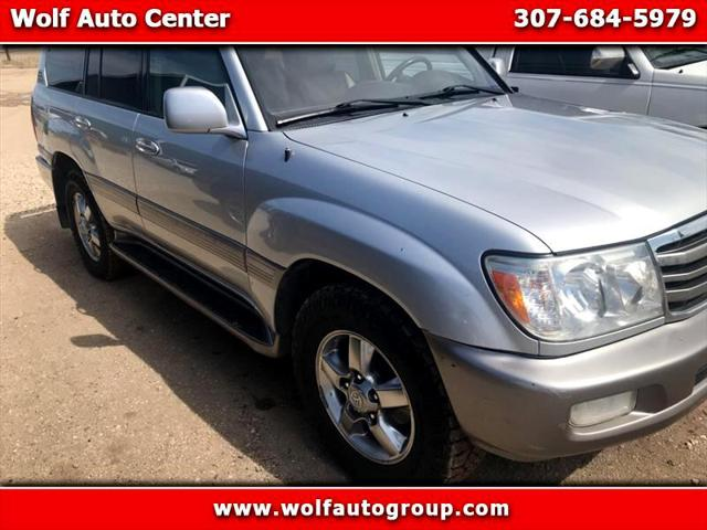 2006 Toyota Land Cruiser 4dr 4WD (Natl) for sale in Buffalo, WY