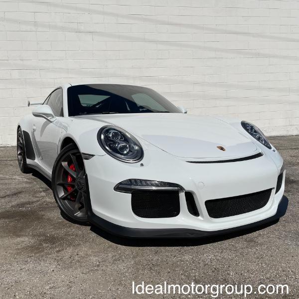 2015 Porsche 911 GT3 for sale in San Gabriel, CA