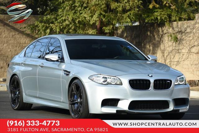 2014 BMW M5 4dr Sdn for sale in Sacramento, CA