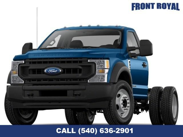 2021 Ford F-450 XL for sale in Front Royal, VA