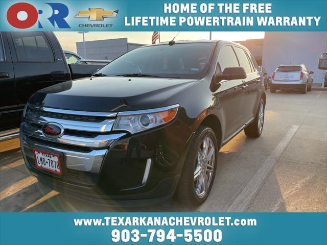 2013 Ford Edge Limited [1]
