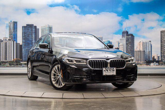 2021 BMW 5 Series 530i xDrive for sale in Lake Bluff, IL