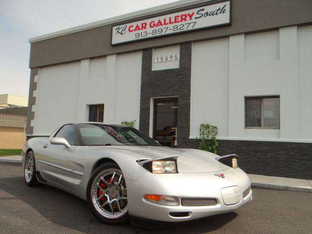 2002 Chevrolet Corvette Z06 for sale in Overland Park, KS