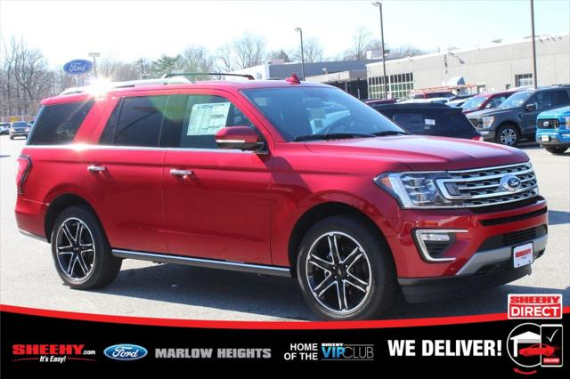 2020 Ford Expedition Limited for sale in Marlow Heights, MD