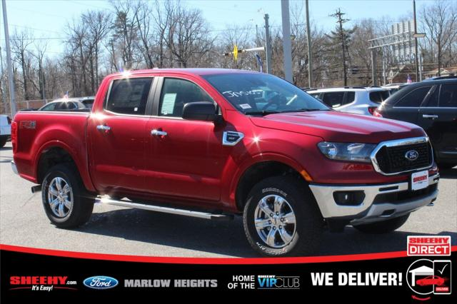 2020 Ford Ranger XLT for sale in Marlow Heights, MD