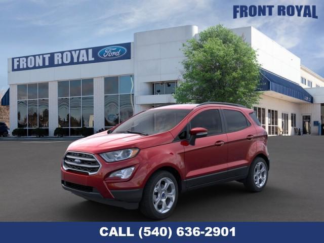 2021 Ford EcoSport SE for sale in Front Royal, VA