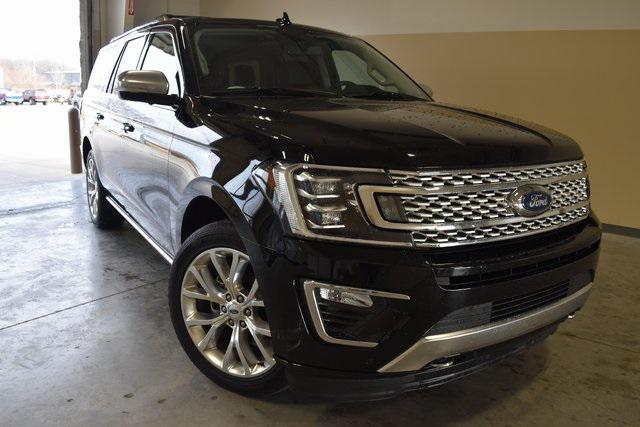 2018 Ford Expedition Max Platinum [6]