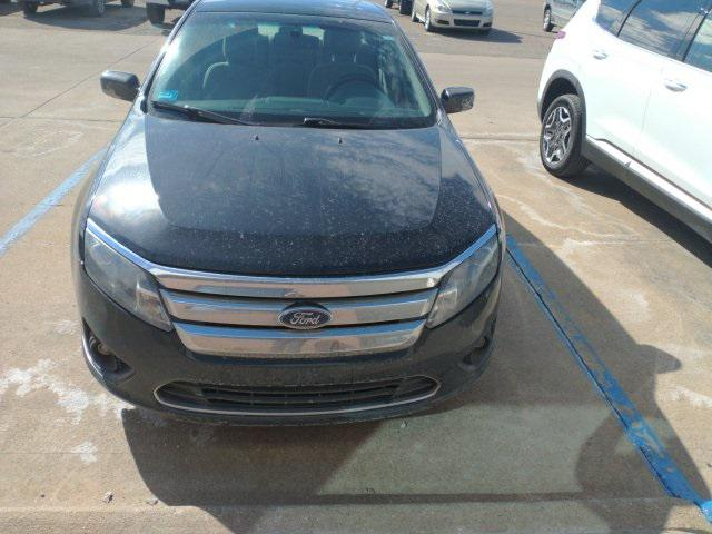 2010 Ford Fusion SE [12]