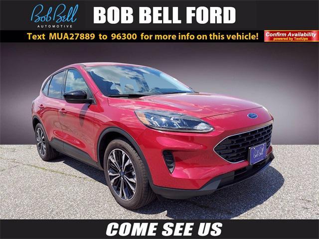 2021 Ford Escape SE for sale in Glen Burnie, MD