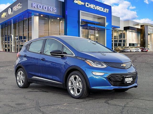 2021 Chevrolet Bolt EV LT for sale in Vienna, VA