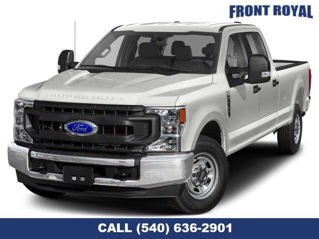 2020 Ford F-250 XL for sale in Front Royal, VA