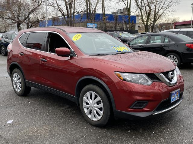 2016 Nissan Rogue S [5]