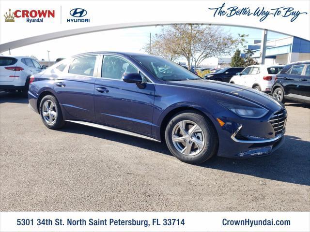 2021 Hyundai Sonata SE for sale in SAINT PETERSBURG, FL