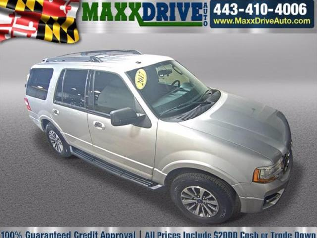 2017 Ford Expedition XLT for sale in Glen Burnie, MD