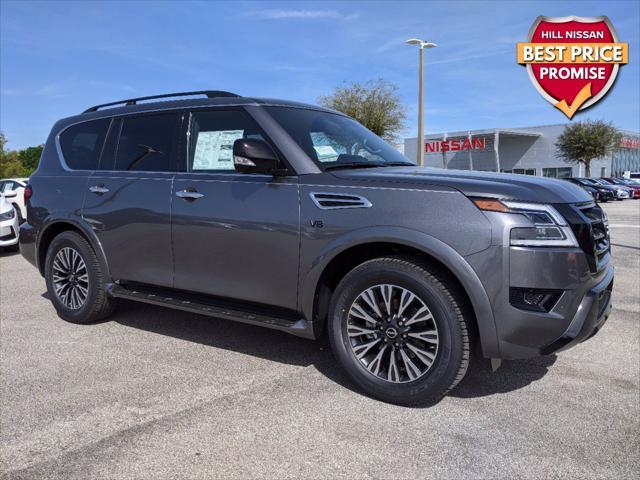 2021 Nissan Armada SL for sale in Winter Haven, FL