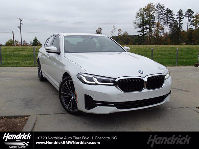 2021 BMW 5 Series 530i for sale in Charlotte, NC