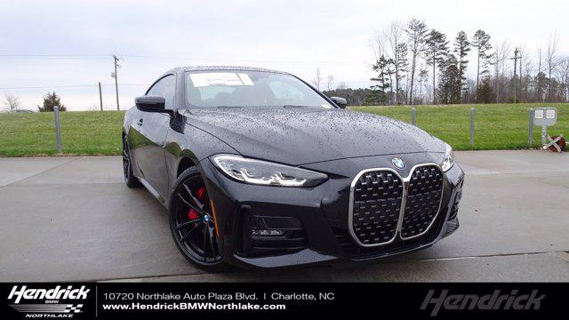 2021 BMW 4 Series 430i for sale in Charlotte, NC