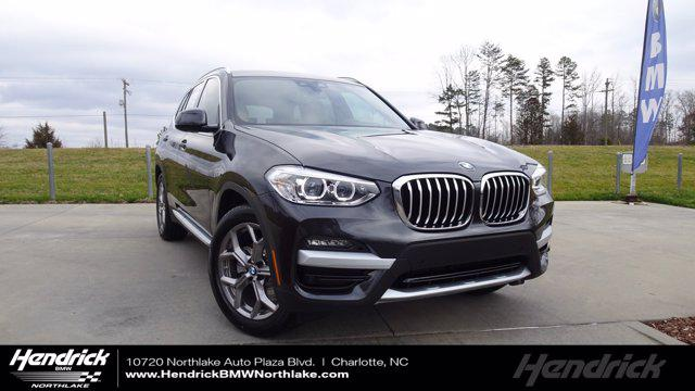 2021 BMW X3 sDrive30i for sale in Charlotte, NC