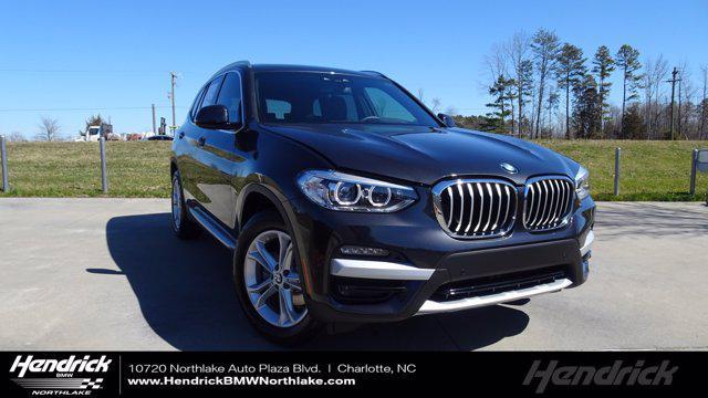 2021 BMW X3 xDrive30i for sale in Charlotte, NC
