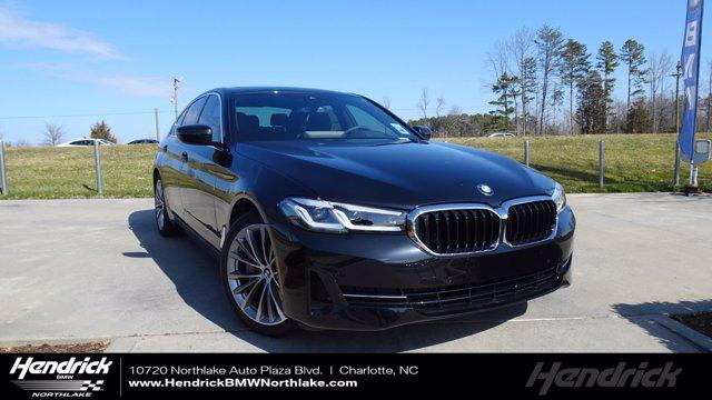 2021 BMW 5 Series 530e for sale in Charlotte, NC