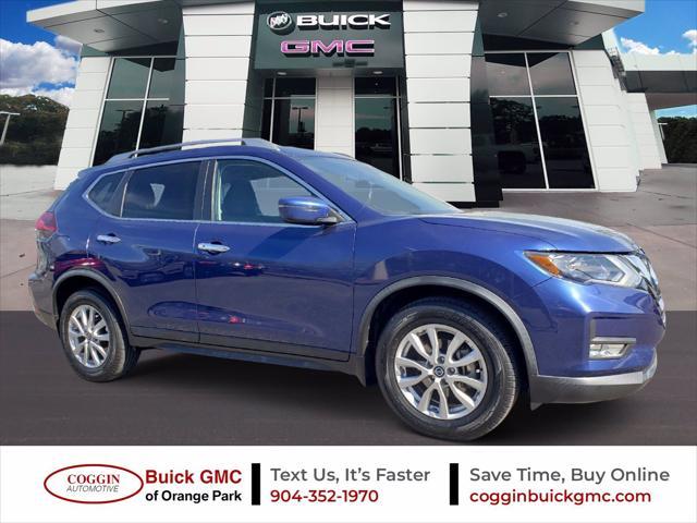 2018 Nissan Rogue SV for sale in Jacksonville, FL