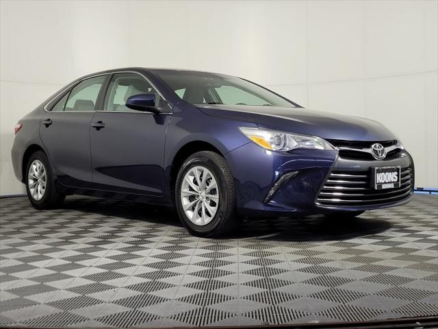 2017 Toyota Camry LE for sale in Vienna, VA