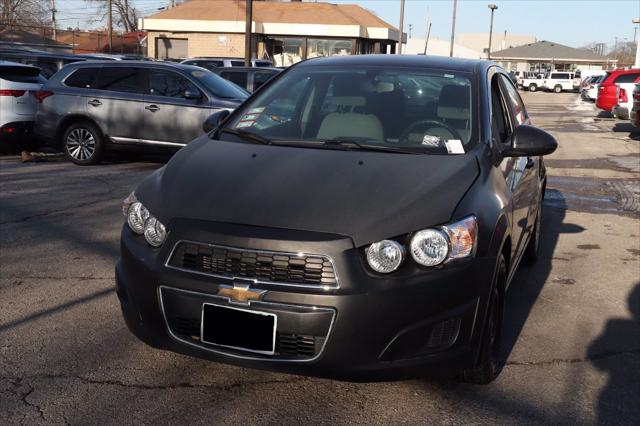2015 Chevrolet Sonic LS for sale in Chicago, IL