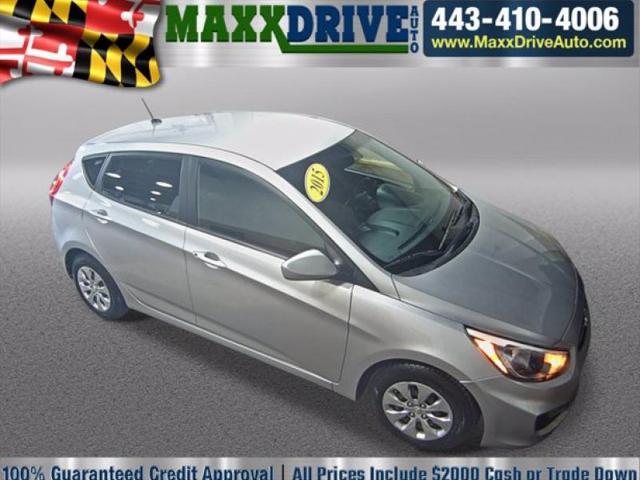 2015 Hyundai Accent GS for sale in Glen Burnie, MD
