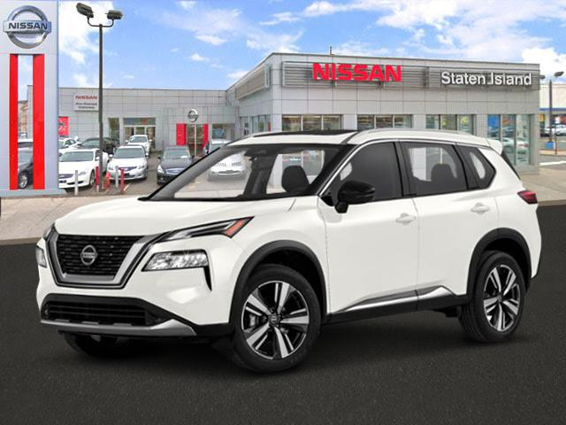 2021 Nissan Rogue SL [0]