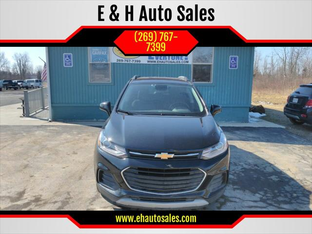 2019 Chevrolet Trax LT for sale in South Haven, MI