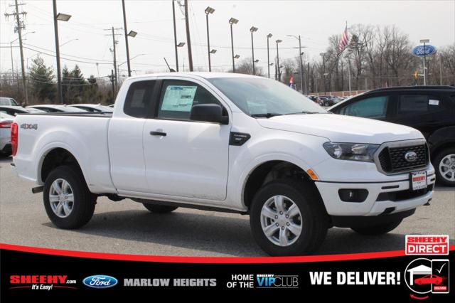 2021 Ford Ranger XLT for sale in Marlow Heights, MD