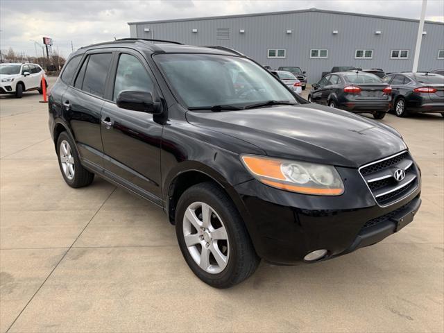 2009 Hyundai Santa Fe Limited for sale in Lawrence, KS